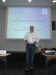 Vortrag 21.07.2010