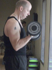 körperliche Fitness als Ausgleich
